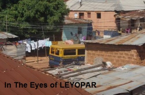 Article : Bissau, figée dans le temps?