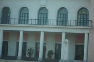 Palais présidentiel Bissau Guinnéen rennové