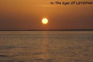 Sous le soleil couchant de BISSAU