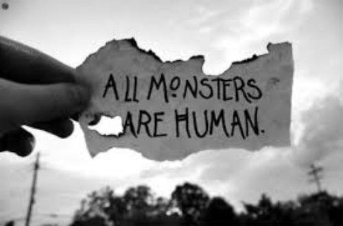 Article : L'homme est un animal comme les autres…